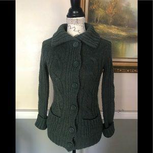 Mossimo Long Sleeve Cardigan Sweater XS